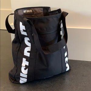 Brand New Black Nike Tote Bag